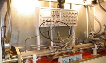 Universelle Prüfanlage für Pneumatikkomponenten