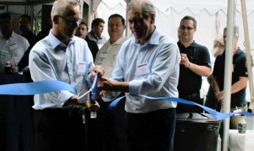 TEST-FUCHS ribbon cut