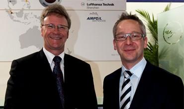 TEST-FUCHS - Lufthansa Technik vertraut auf TEST-FUCHS Qualität
