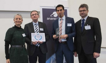 TEST-FUCHS - Ariane Group has awarded TEST-FUCHS with the Supplier Award in Gold