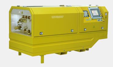 TEST-FUCHS - Wing Fuel Test System für Luftfahrzeughersteller in der Schweiz