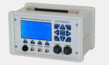 TEST-FUCHS | AIRBUS Certified Bonding und Loop Resistance Tester for A350 ESNBLRT2KIT