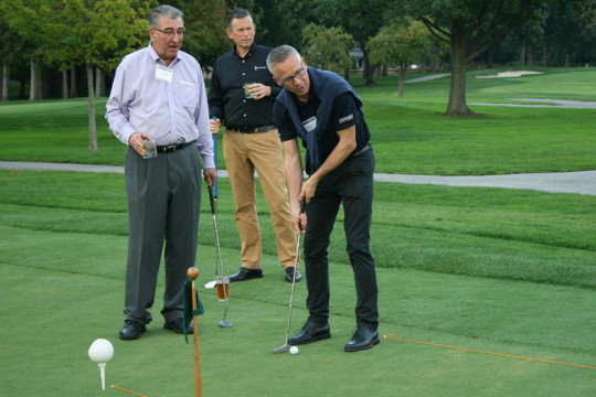TEST-FUCHS golf