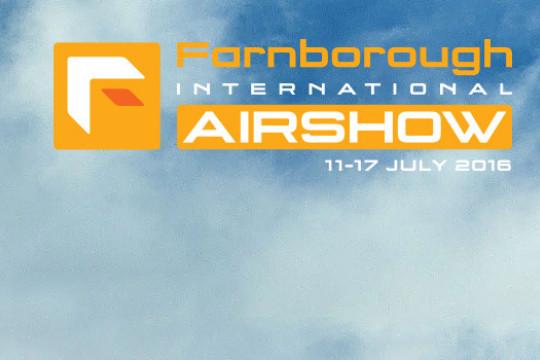 TEST-FUCHS - Farnborough Airshow 2016