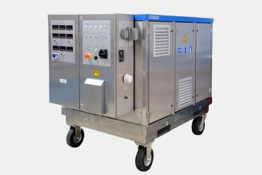 TEST-FUCHS - Hydraulic Pump Load System for OEM