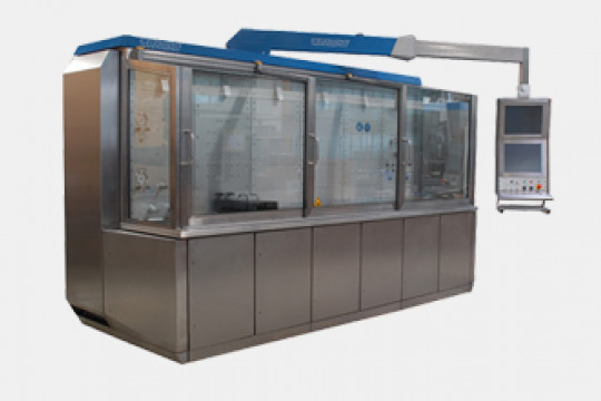 TEST-FUCHS - Automatic Hydraulic Test Stand will replace manual test stands at MRO in Portugal
