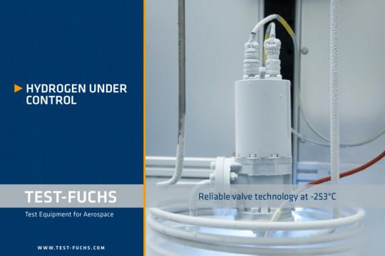 TEST-FUCHS - Wasserstoff unter Kontrolle