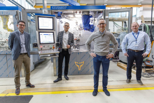TEST-FUCHS - Test-Fuchs optimise les bancs d'essais aérospatiaux