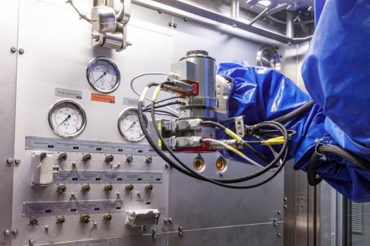 Test-Fuchs optimise les bancs d'essais aérospatiaux