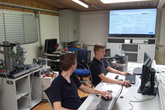 TEST-FUCHS at EUROSKILLS 2021 in Graz!