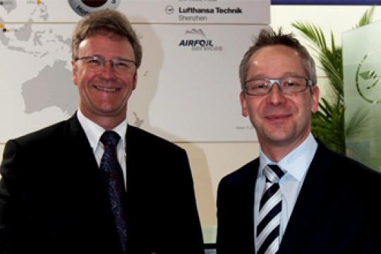 TEST-FUCHS - Lufthansa Technik relies on TEST-FUCHS quality in its Shenzhen maintenance facility