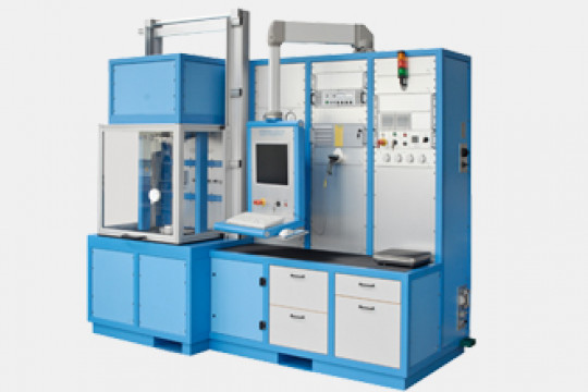 TEST-FUCHS - Second unit of Test Stand for Pneumatic Valves
