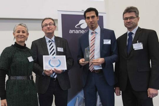 TEST-FUCHS - Ariane Group a attribué le Prix Fournisseur d'Or à TEST-FUCHS