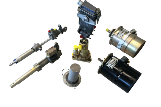 TEST-FUCHS | Various Fuel, Electric Power, Hydraulic Components