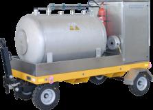 Absumpfeinrichtung für Luftfahrzeugkraftstoff