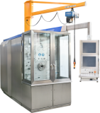 Hydraulic Test Stand for Motors and Pumps