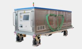Hydraulische Prüfausstattung für E-JET E2