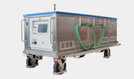 Hydraulic Test Equipment for E-JET E2