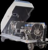 Hydraulic Test Trolley
