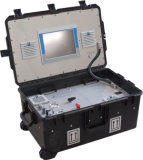 Mobiles Stickstoff Test Set