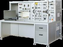 Prüfstand für Sauerstoffkomponenten und Sauerstoffregler