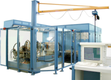 Combined Test System for AMAD, GCU and Transmission Units