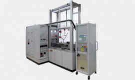Motor Spindle Test Stand