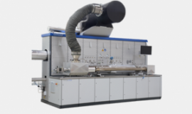 Pneumatic Test Stand for High-Flow Components