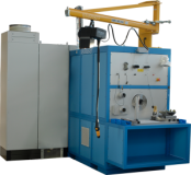 Test Stand for DC-Generators, Starter Generators and Generator Control Units